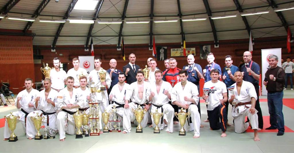 9ème Open de France de Karaté Shinkyokushinkai