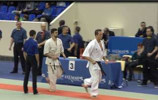 COUPE DE FRANCE KYOKUSHINKAI 2015
