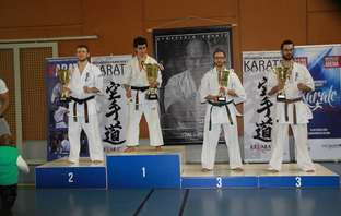 COUPE DE FRANCE KYOKUSHINKAI 2016