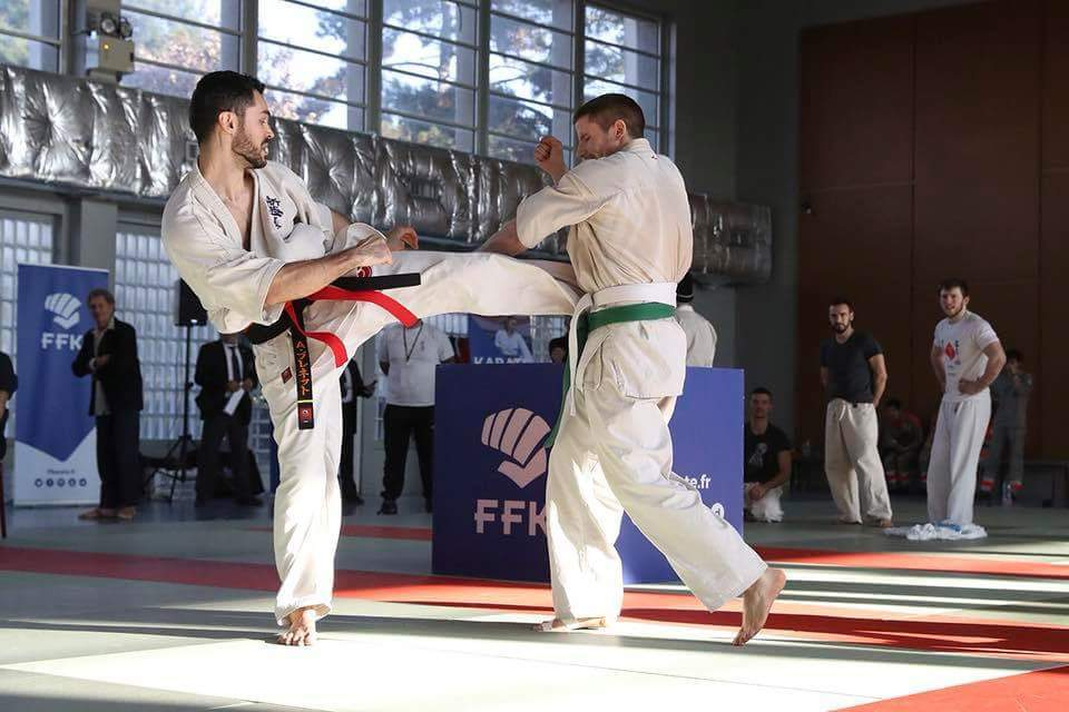 R sultats de la coupe de france s niors et v t rans 2018 shinkyokushinkai france - Resultat de coupe de france ...