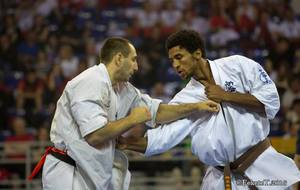 CHAMPIONNATS D'EUROPE SHINKYOKUSHINKAI