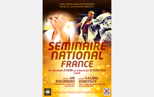 SEMINAIRE NATIONAL du 08 au 10 juin 2018