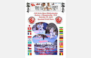 2018 - 13e Open Suissse Shinkyokushin Juniors